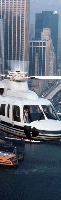Helicopter careers and jobs. Keys to obtaining a career in the helicopter industry.